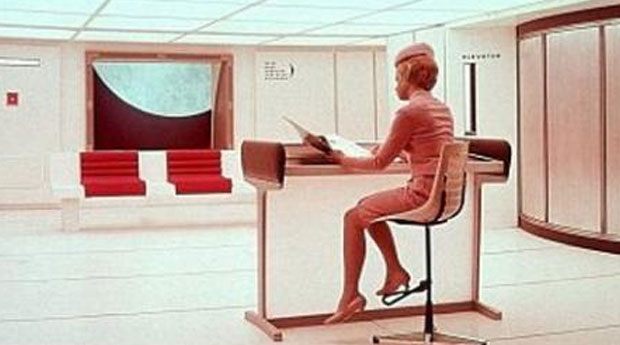 The Environments Of 2001 A Space Odyssey Design For